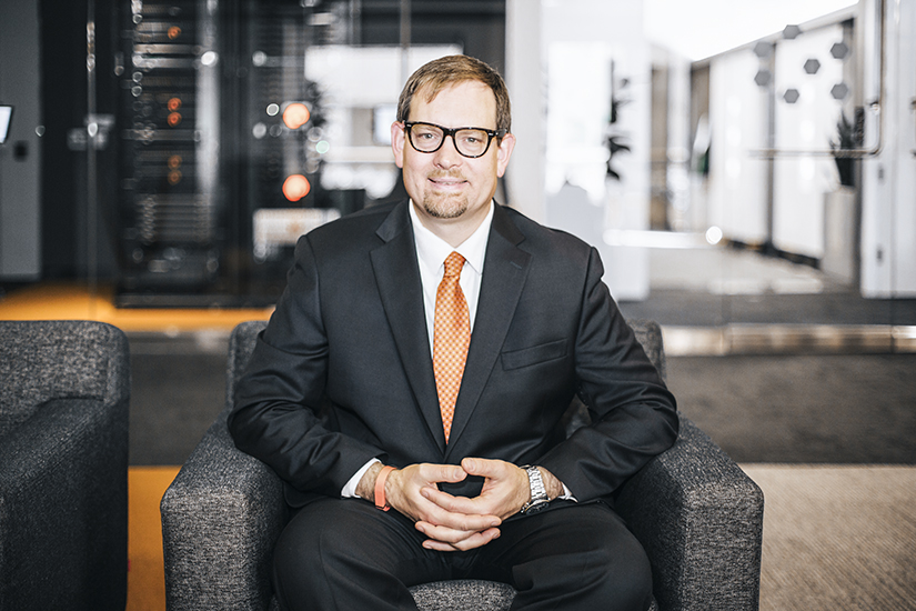 Michael Moore, Pure Storage